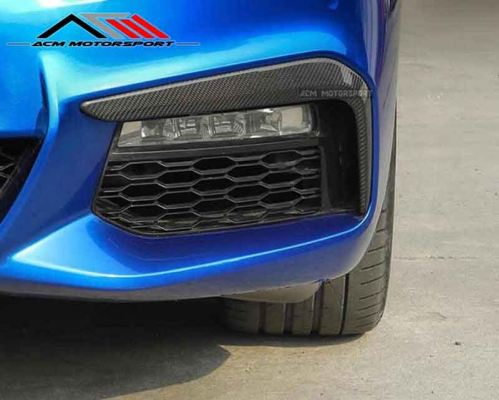 BMW G30 M-Sport fog lamp cover Carbon