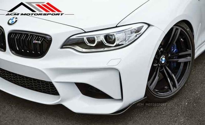 BMW F87 Performance Front Splitter Carbon