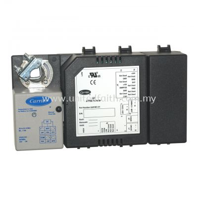 ComfortID™ Single Duct Air Terminal Zone Controller 33ZCVVTZC-01 Product Integrated Controller<:4>