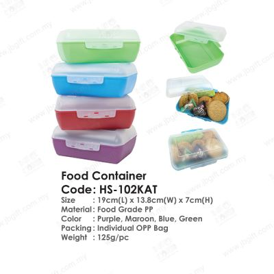 Food Container HS-102KAT