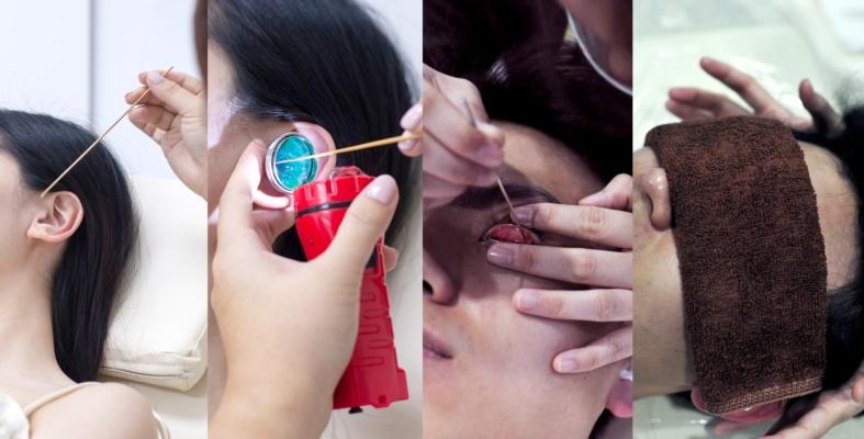 60 ����רҵ�ɶ����� 60 ����ϴ������ 60 Minutes Professional Ear Care + 60 Minutes Eye Wash Package