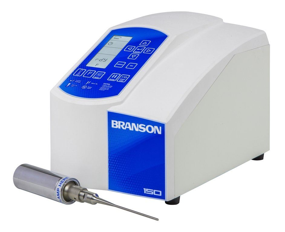 Branson Ultrasonics Sonifier SFX150 Cell Disruptors and Homogenizers