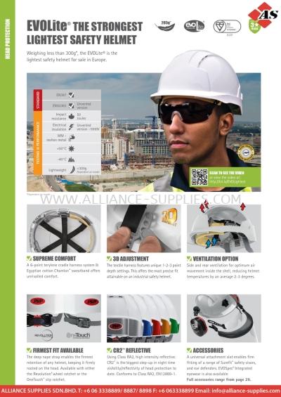 JSP EVO2 Safety Helmet