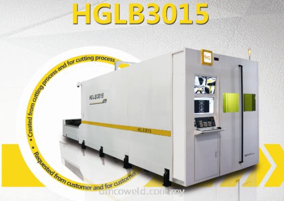 HG HGLB3015 CNC LASER CUTTING MACHINE