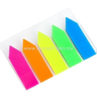 STICKY LABEL ARROW ASSORTED COLORS