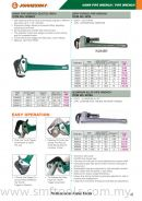 JONNESWAY HAWK PIPE WRENCH/PIPE WRENCH