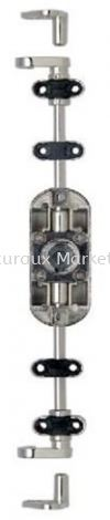 612#CL1 Espagnolette Lock c/w Bar 2m Lock 06. FURNITURE FITTINGS