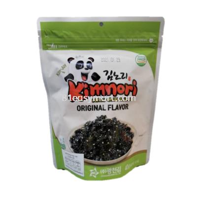 Kimnori 原味海苔碎 (Korean Crispy Seaweed Original Flavor)