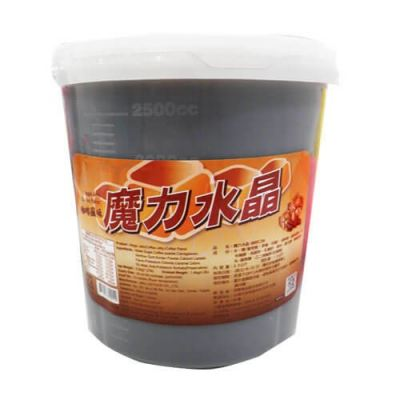 MAGIC CRYSTAL JELLY COFFEE 3.3KG