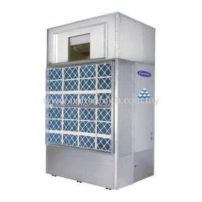 Omnizone™ Variable Volume Water-Cooled Cooling Unit 50BVW Indoor Self-Contained Units 30 to 60 Nominal Tons