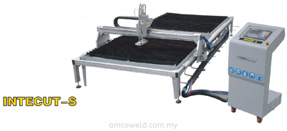 HG INTECUT-S CNC PLASMA MACHINE