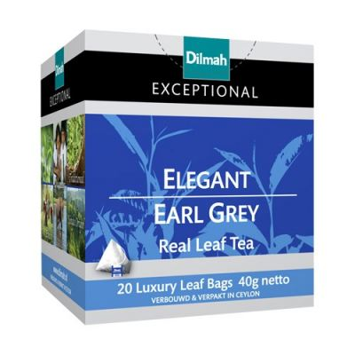 DILMAH EXCEPTION ELEGANT EARL GREY