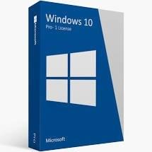 Microsoft Windows 10 Professional 64 Bit