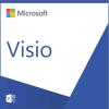 Microsoft Visio Standard VisioStd 2019 SNGL OLP NL Microsoft Software