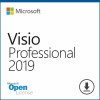 Microsoft Visio Professional VisioPro 2019 SNGL OLP NL Microsoft Software