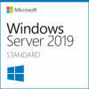 Microsoft Windows Server Standard 2019  WinSvrSTDCore 2019 SNGL OLP 16Lic NL CoreLic Microsoft Software