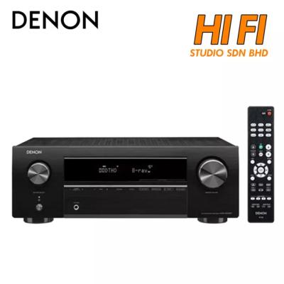 Denon AVR-X250BT 5.1Ch 4K Ultra HD Bluetooth AV Receiver