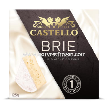 CASTELLO BRIE 125GM