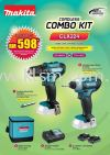 MAKITA CLX224 (DF333DZ + TD110DZ) PROMOTION 31 MAR 2020 MAKITA PROMOTION