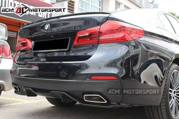 G30 M sport Performance Rear Diffuser