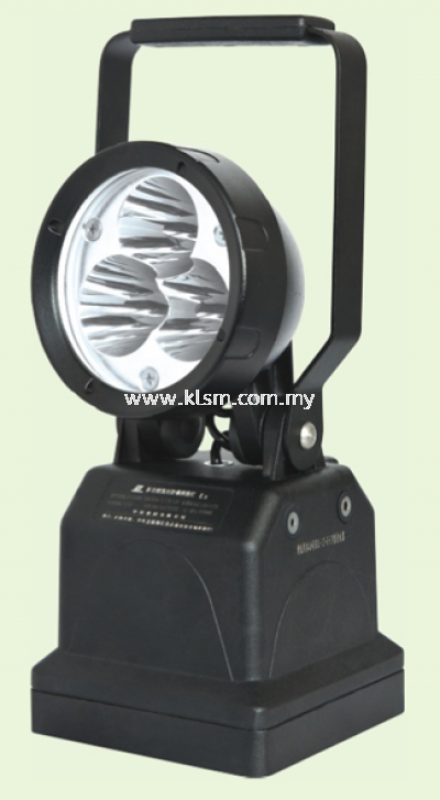 WAROM BAD039E MULTI-FUNCTIONAL STRONG EXPLOSION-PROOF SEARCHLIGHTS