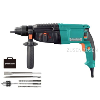 Power Action 3 In 1 Rotary Hammer Drill- RH850