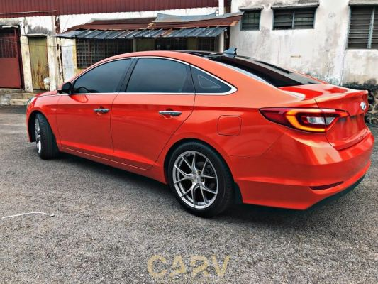 CARV1804 - Super Glossy Metallic Orange