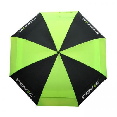 "Rovic 68"" Over-Sized Double Canopy Umbrella Rovic Umbrella Lime"