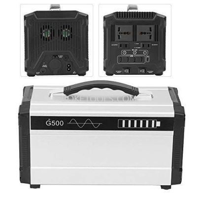 Multi-function Portable Backup Power G500