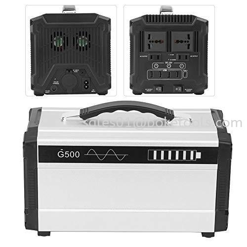 Multi-function Portable Backup Power G500 BATTERY PORTABLE BACKUP BATTERY