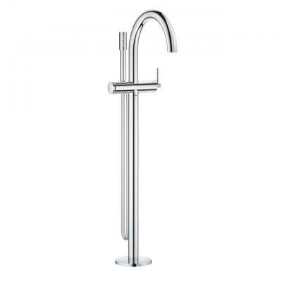Grohe Atrio 32653003 Bath Mixer, Floor Mounted