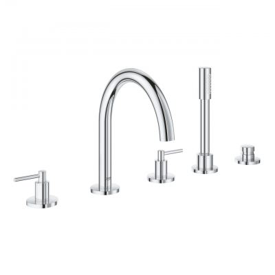 Grohe Atrio 19922003 5-Hole Bath Combination