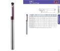 Micro Back Edge Carbide Micro Boring Tip Bars LH