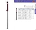 Internal Partial Profile 60° Carbide Micro Boring Tip Bars LH