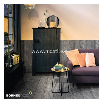 Grey Borneo Wood (Bellezza)