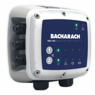 BACHARACH MGS-402 GAS DETECTION CONTROLLER