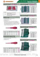 JONNESWAY GS&VDE APPROVED INSULATED SCREWDRIVERS / PRECISION SCREWDRIVERS