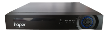 Haper H.265 5mp 8-CH PoE NVR Haper Network Video Recorder Network Video Recorder