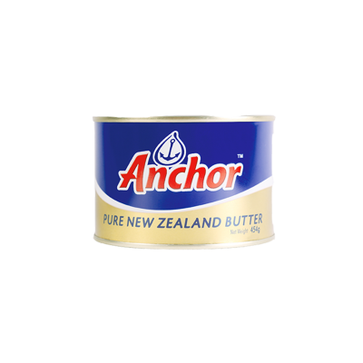 Anchor Tinned Pure Butter 454gmx24Tin (Pre-Order)