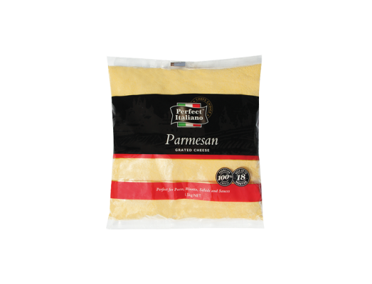 Perfect Italiano Parmesan Cheese 1.5kgx4packs (Pre-Order)