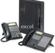 NEC SL-2100 IP-PBX Full Hybrid Keyphone System
