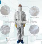 PPE8 Medical Isolation Clothing FY02