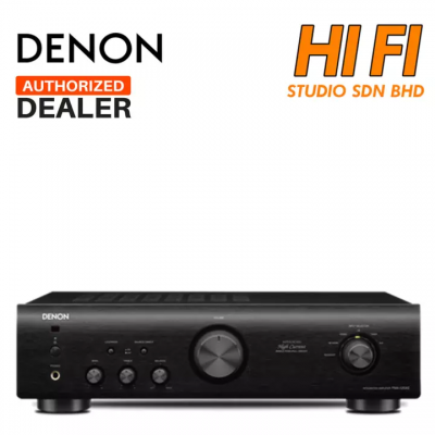 DENON PMA-520AE Integrated Amplifier High-Current Single-Push-Pull Eco Friendly Power Consumption