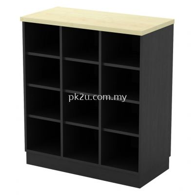SC-YP-9 - Pigeon Hole Low Cabinet