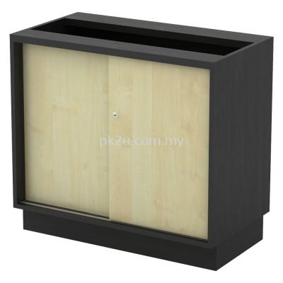 SC-YS-972 - Sliding Door Cabinet (W/O Top)