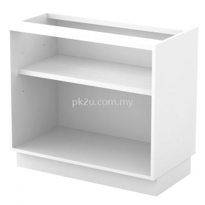 SC-YO-972 - Open Shelf Cabinet (W/O Top)
