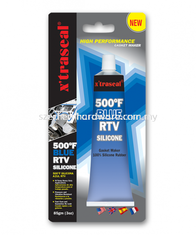 X'TRASEAL 500��F BLUE RTV SILICONE GASKET MAKER