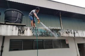 High Pressure Water Jet Cleaning Services