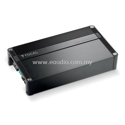 Focal Premium Series FPX 4.400 SQ 4 Channel Class AB Amplifier