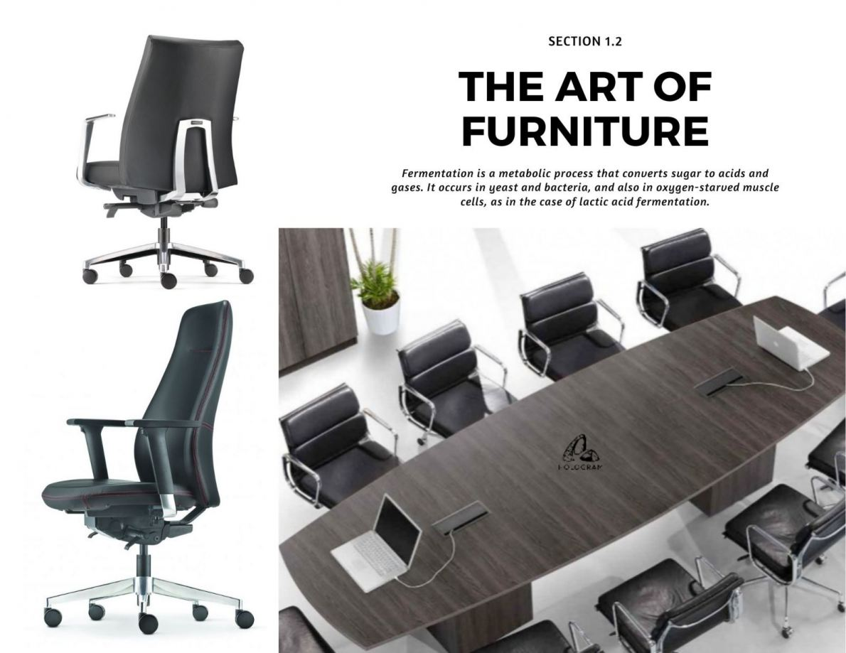 Why Using the Right Furniture in Your Office is Important